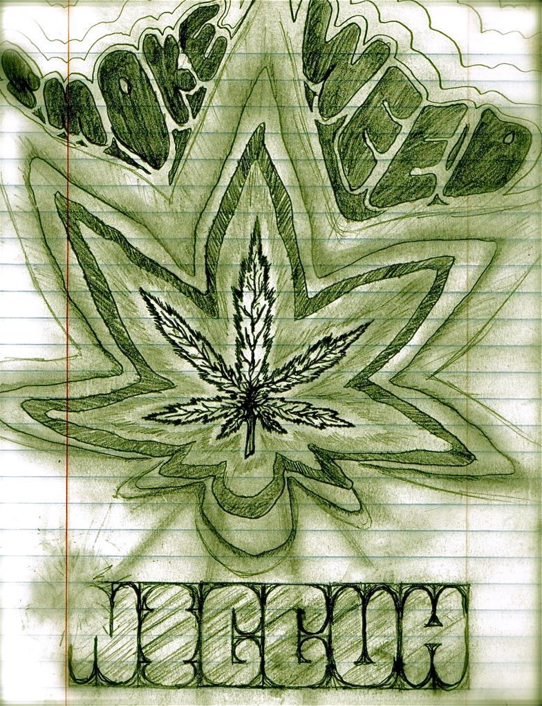 """""""Smoke Weed... Nigguh"""" by Yanomamo-IX on DeviantArt"""