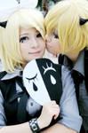 Rin Len Poker Face
