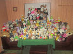 Stuffed Animal Group Photo 2013