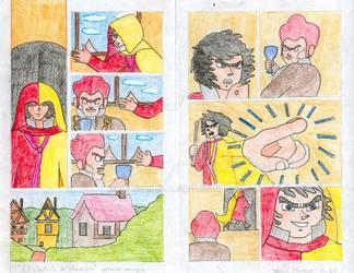 Hamelin - manga like by dragonnjmb