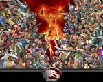 MK Armageddon Collage