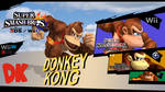 Super Smash Bros. Evolution: Donkey Kong