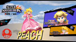 Super Smash Bros. Evolution: Peach