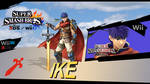 Super Smash Bros. Evolution: Ike