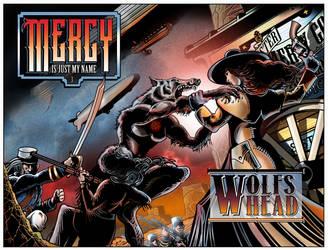 Wolfshead Assault by JonGerung