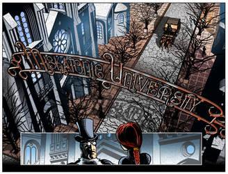 Arkham Gothic: Miskatonic University