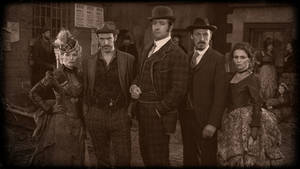 Photograph of Ripper Street Characters by Time-LadyO