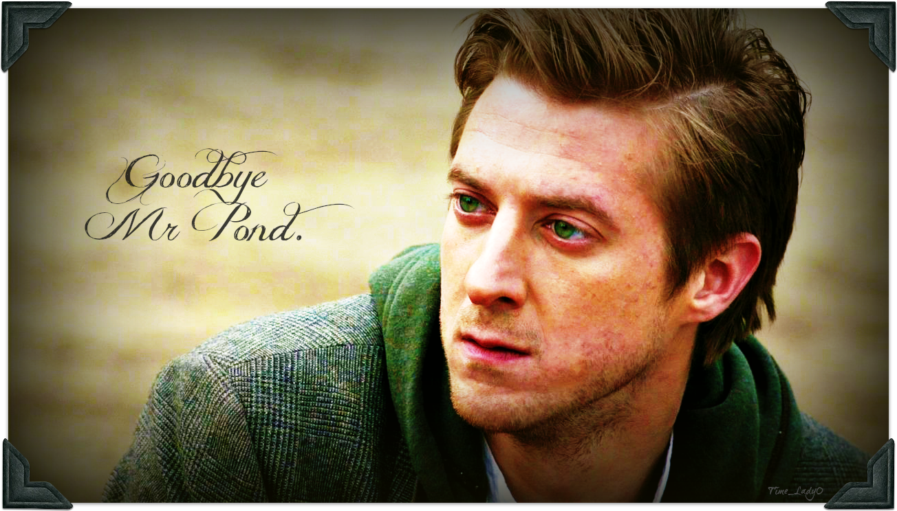 Goodbye Mr Pond. by Time-LadyO