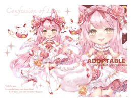 [Auction Adoptable] White Day- CLOSED