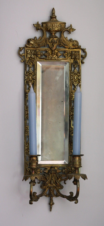 wall mirror candle holder by pandora effekt on deviantart. Black Bedroom Furniture Sets. Home Design Ideas