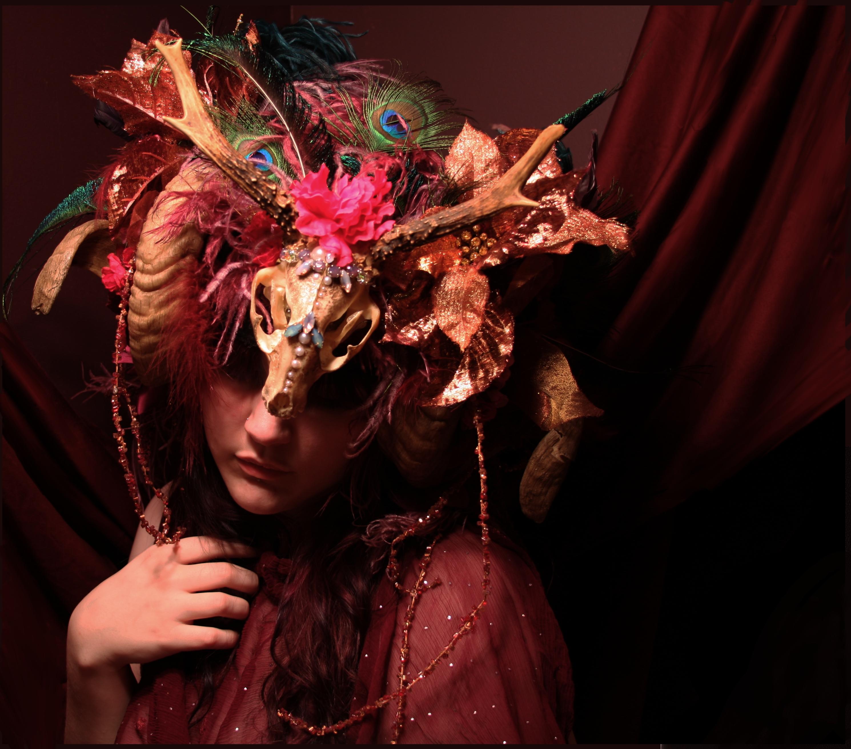 Artemis Headdress by Pandora-Effekt