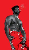 Red Wolverine