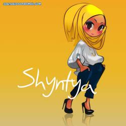 Shyntya