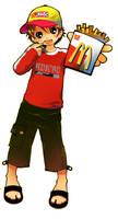 The McD boy