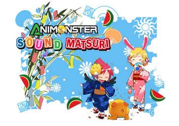 'ANIMONSTER SOUND MATSURI' by adipatijulian