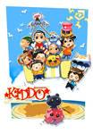 The KIDDO crew poster