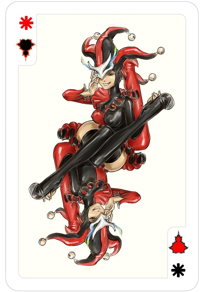 joker card art - photo #21