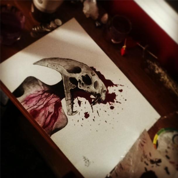 Alien Love by Vampyrat