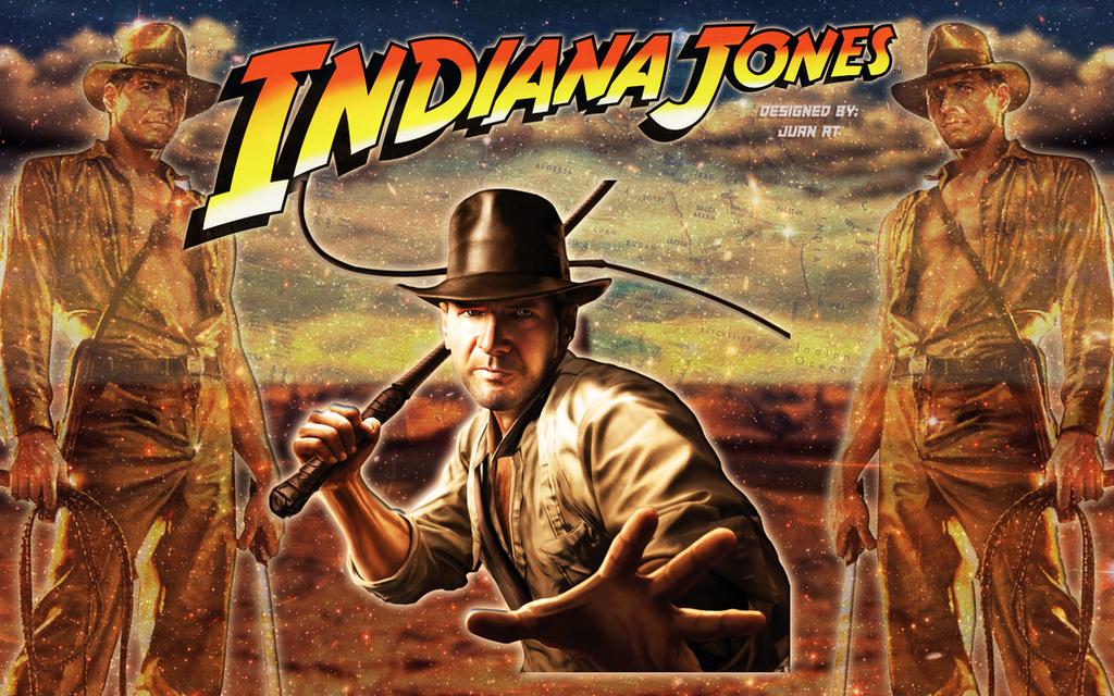 Indiana Jones Wallpaper By Juan Rt JuanRT93