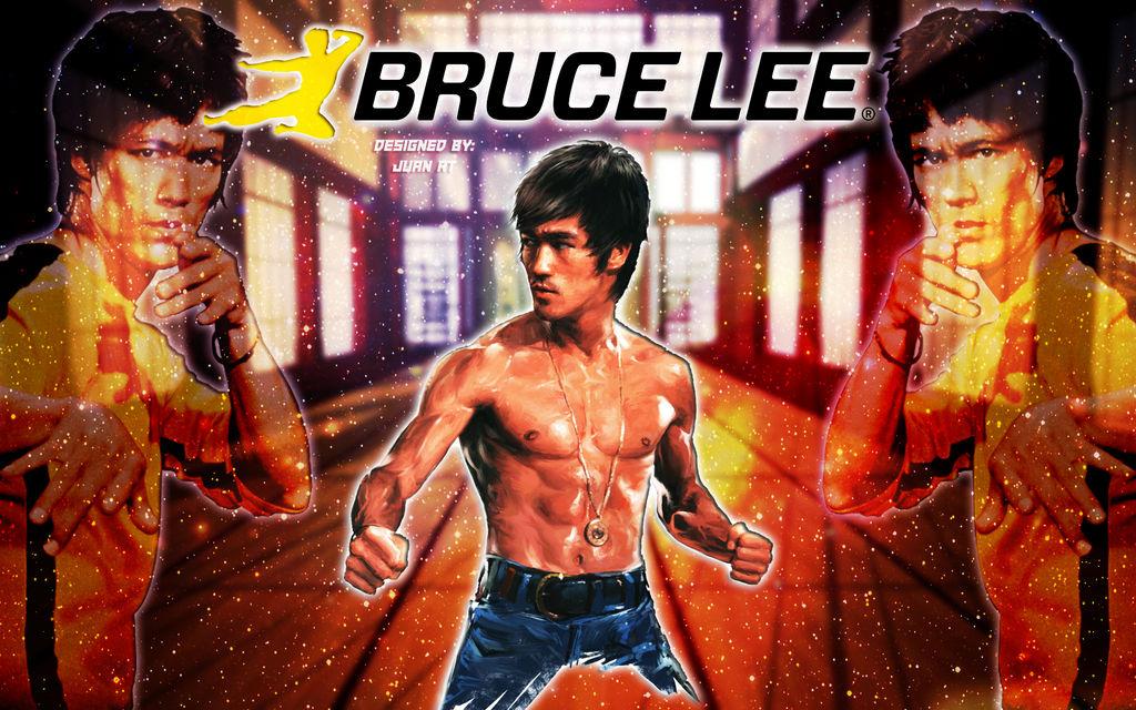 Bruce Lee Wallpaper By Juan Rt by JuanRT93 ...