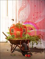 Apple Farm by AagaardDS
