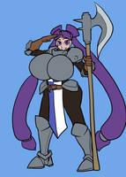 Sir Grape - alt armor by joncomms