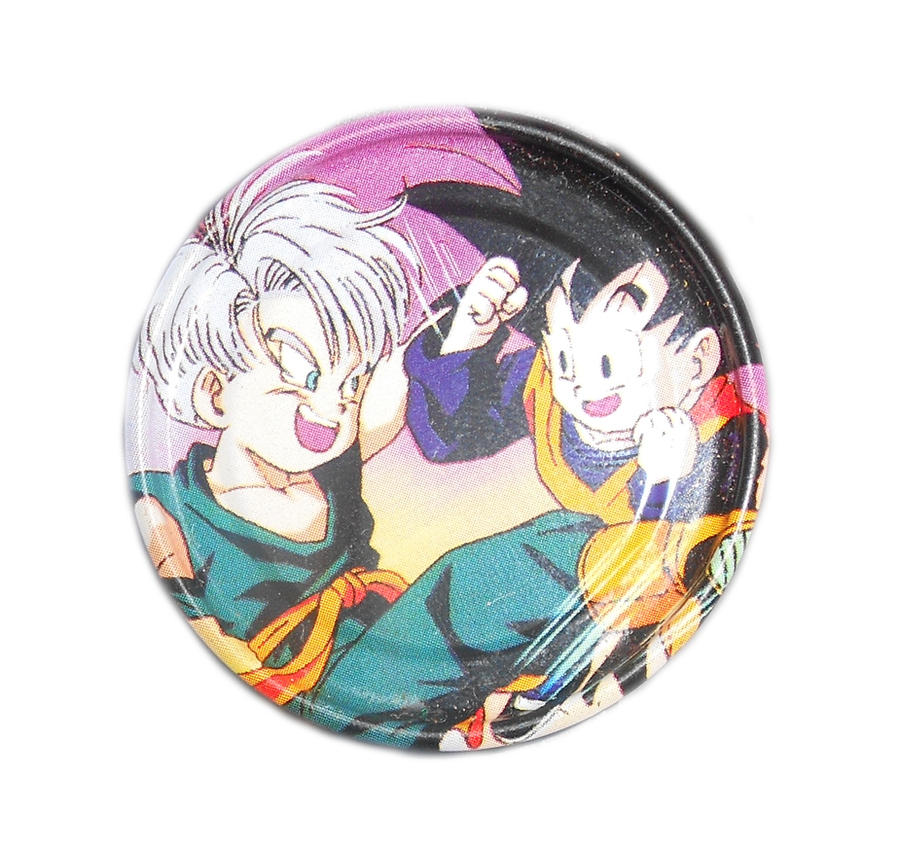 Dragon Ball Z Metal Tazo Collection (Colour) 1 By Teage