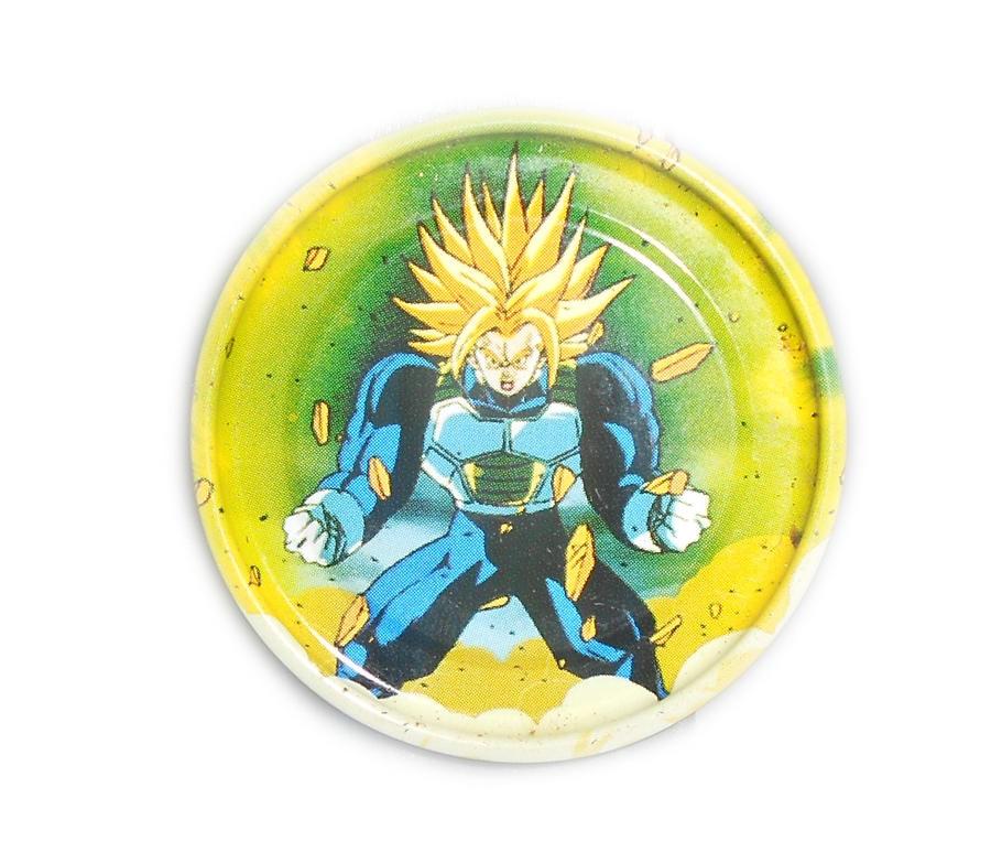 Dragon Ball Z Metal Tazo Collection (Colour) 13 By Teage