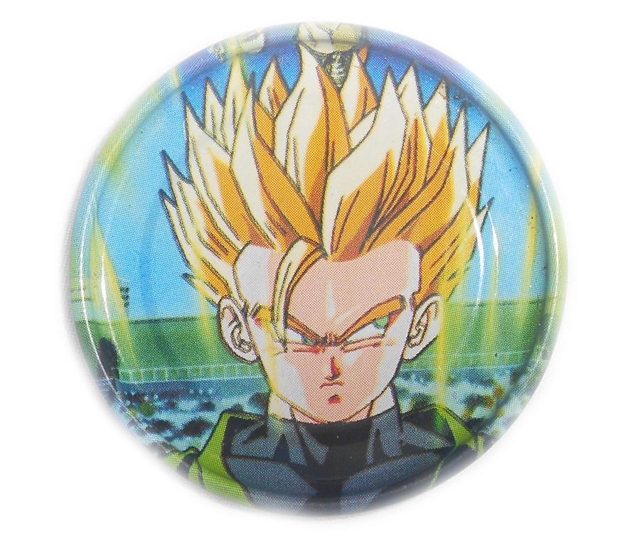 Dragon Ball Z Metal Tazo Collection (Colour) 18 By Teage