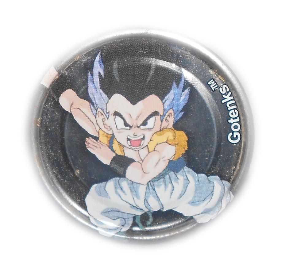 Dragon Ball Z Metal Tazo Collection (Silver) 48 By Teage