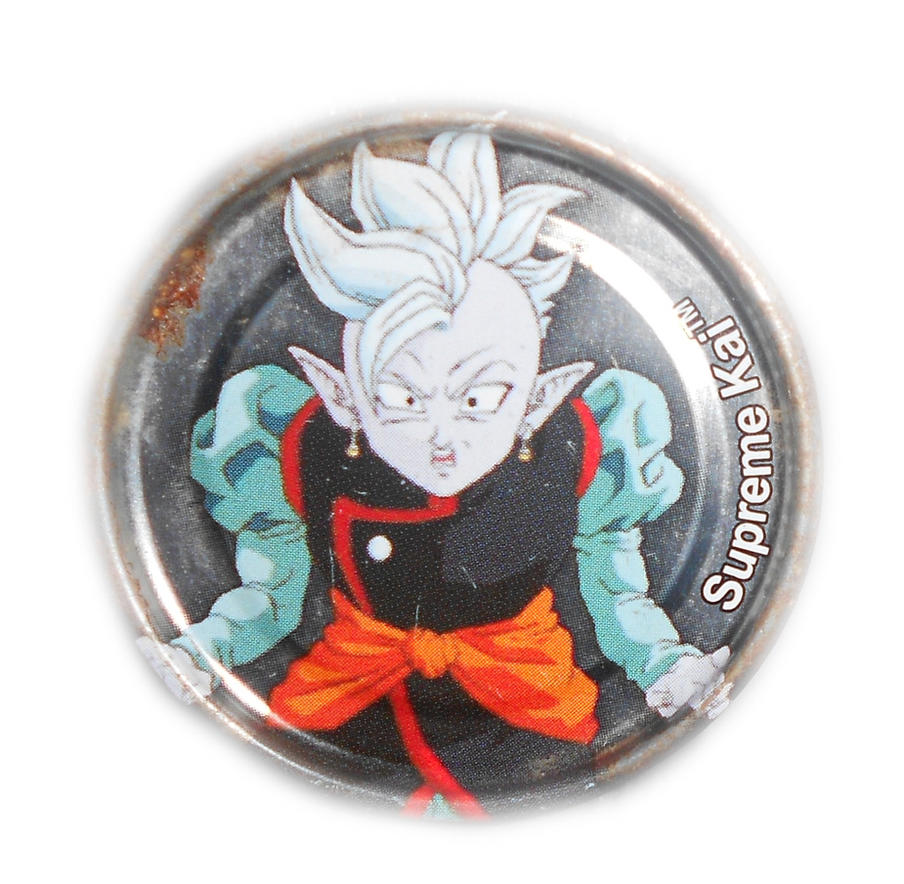 Dragon Ball Z Metal Tazo Collection (Silver) 54 By Teage