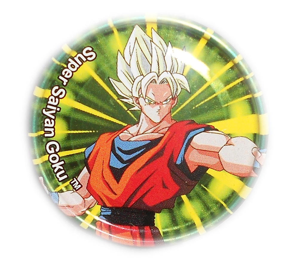 Dragon Ball Z Metal Tazo Collection (Click) 83 By Teage