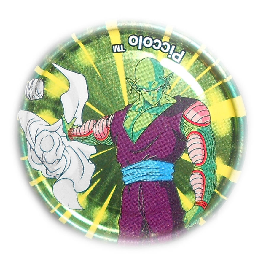 Dragon Ball Z Metal Tazo Collection (Click) 90 By Teage