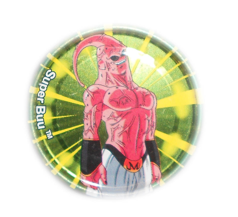 Dragon Ball Z Metal Tazo Collection (Click) 92 By Teage