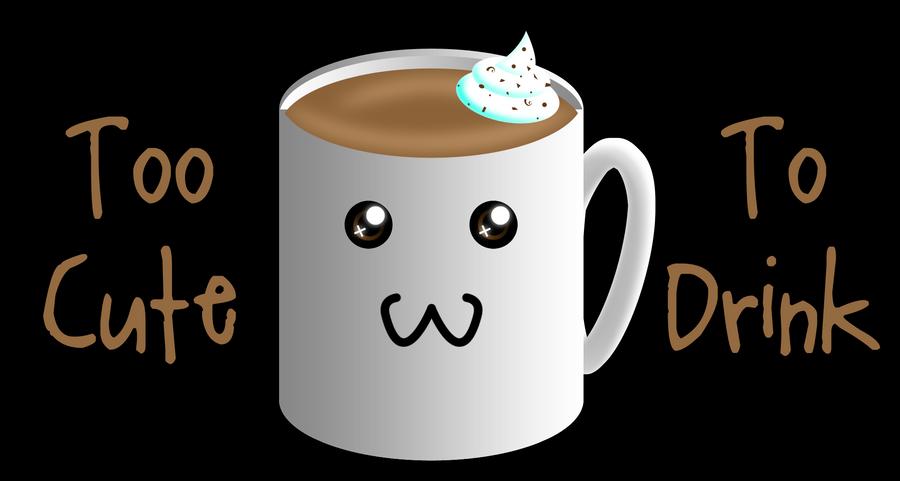 Cute Cup T-Shirt Design by Mrockz on DeviantArt