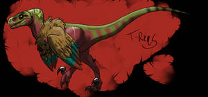 Archeops- Jurassic Park Inspired