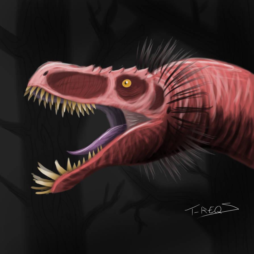Masiakasaurus by T-Reqs