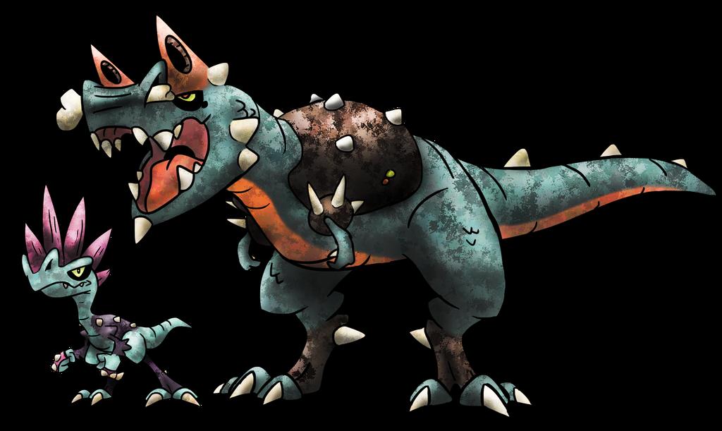 Dinosaurs With Horns Dinosaurs With Horns