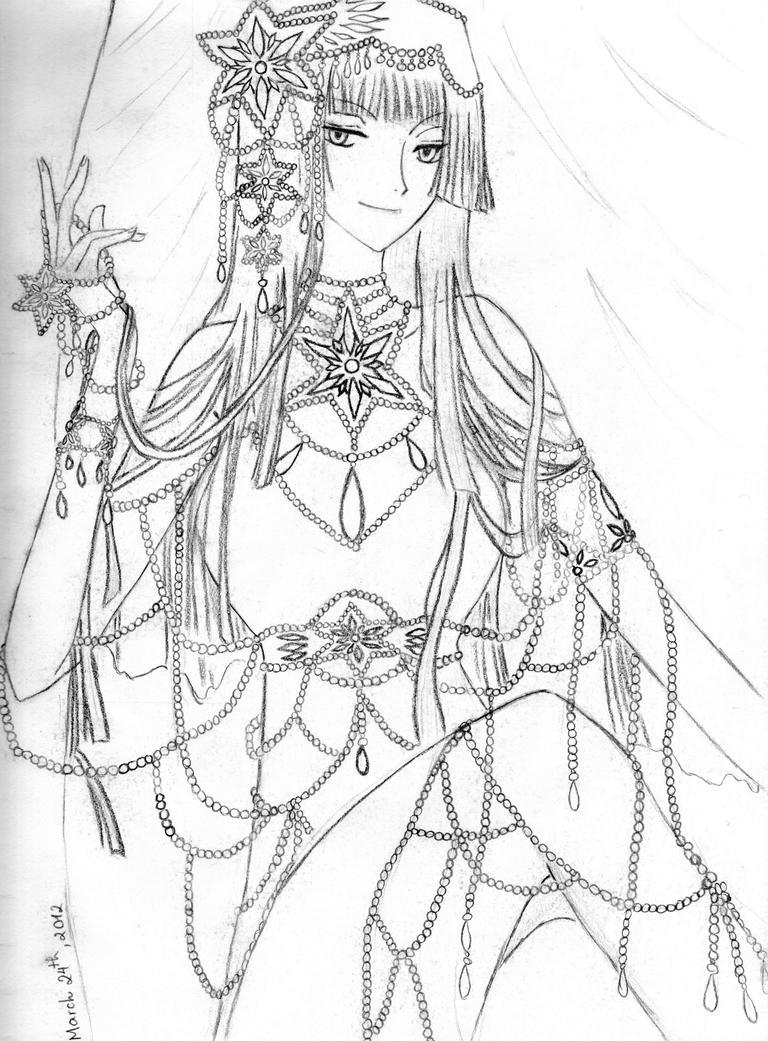 Yuuko - XXXHolic (2) by YamiAijin