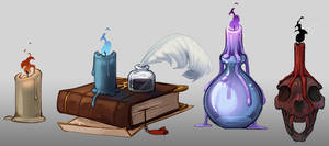 Patreon Candles Preview