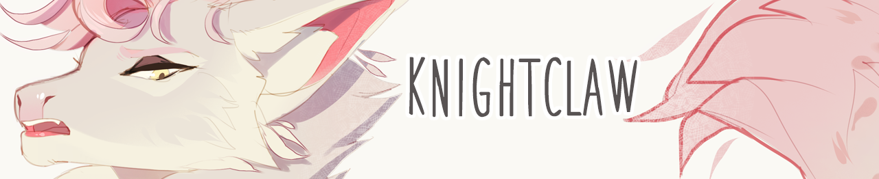 Th Knightclaw Bulletin Banner by Smooshkin