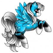 My Pony :3 by xxjolteonxx