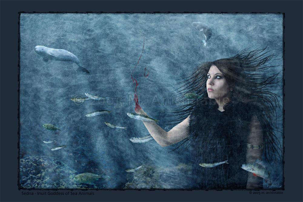 C17 - Sedna : Inuit Goddess by fragilemuse-org on DeviantArt