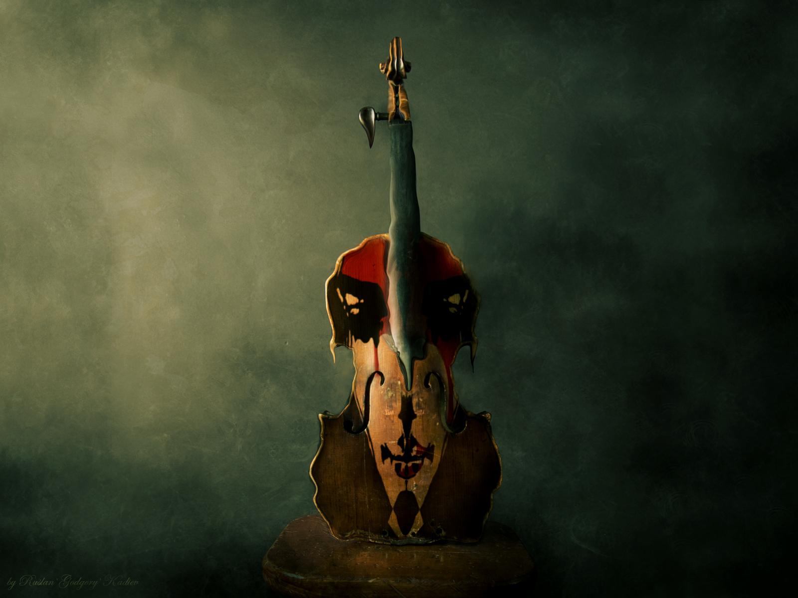 Soul Of Violin by RuslanKadiev