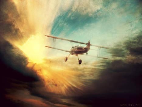 The Exupery's Flight