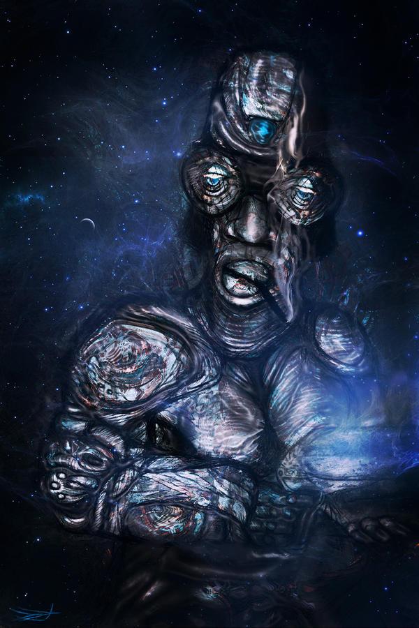 Space Marine by RuslanKadiev