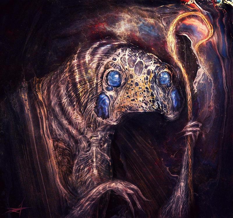 Oracul by RuslanKadiev