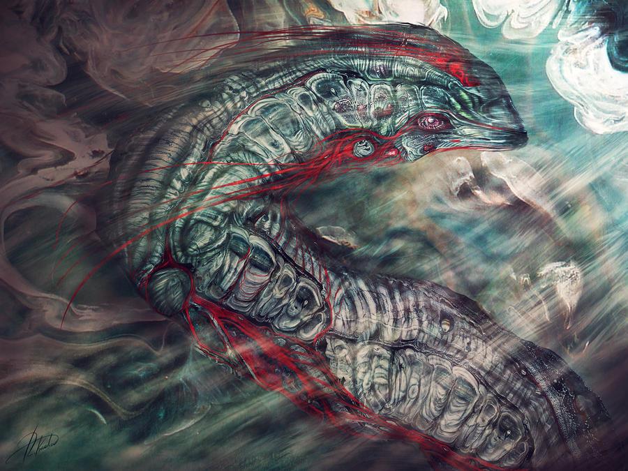 Sea Dragon by RuslanKadiev