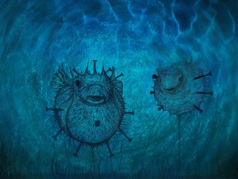 FishMines by RuslanKadiev