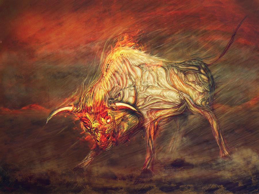 FireBull by RuslanKadiev